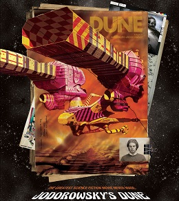 Today: Another screening of Jodorowasky's Dune!