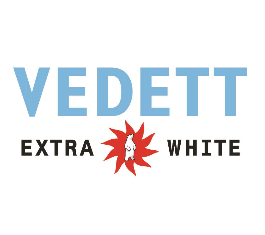 Vedett Logo_Extra_White