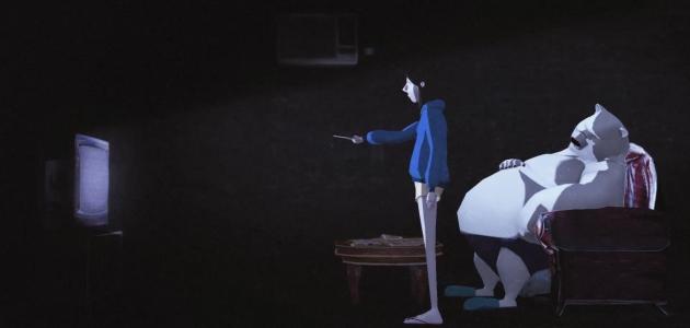 מקבץ סרטים קצרים 2: אימה מבית