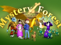 Mystery forest // Shenkar