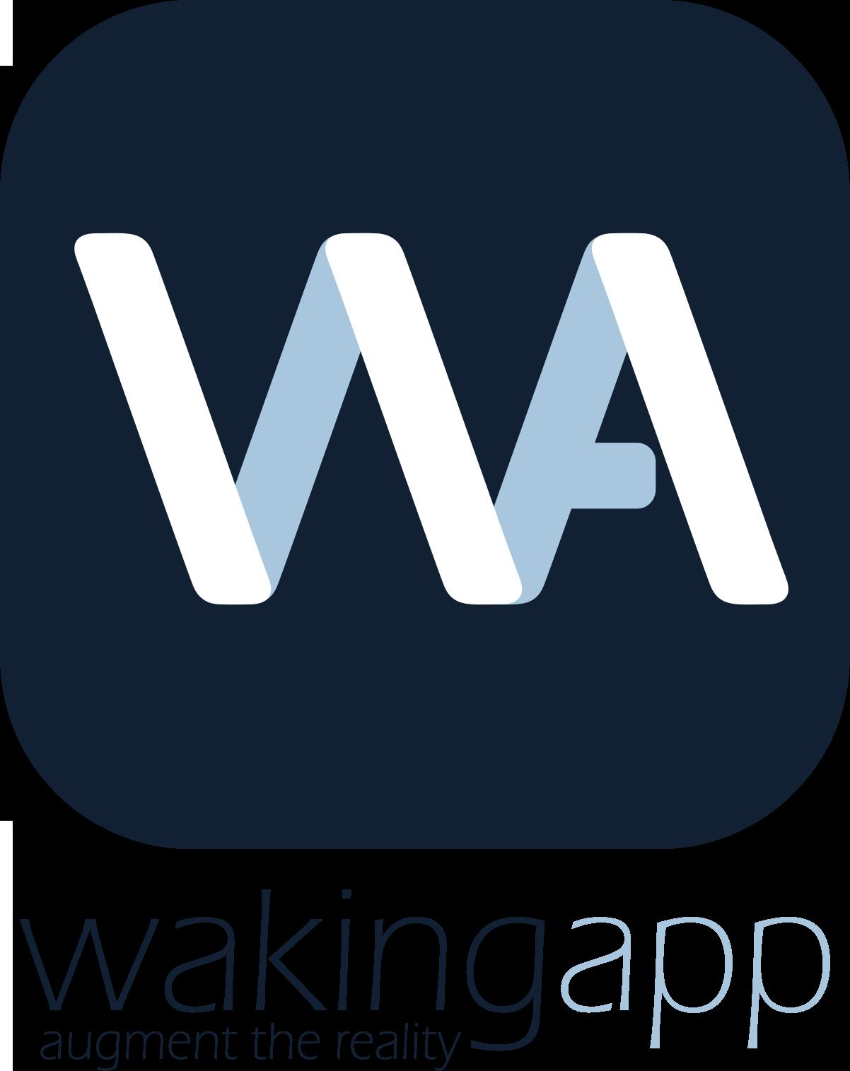 WakingApp-logo